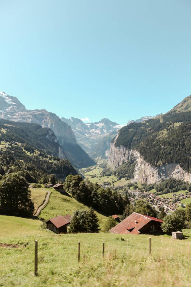 Wengernalp Switzerland Travel Guide by luxury travel blogger Amy Marietta
