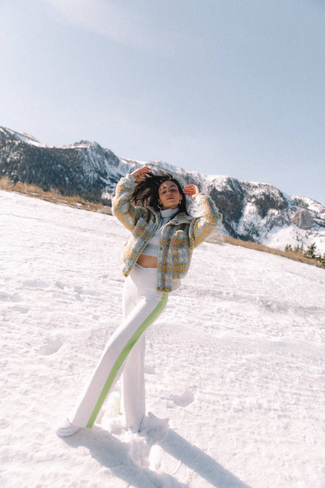 Snow Outfit Snow Vibes - Amy Marietta