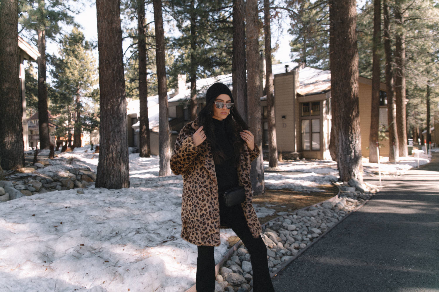 Snow Outfit Snow Vibes - Amy Marietta - Mammoth