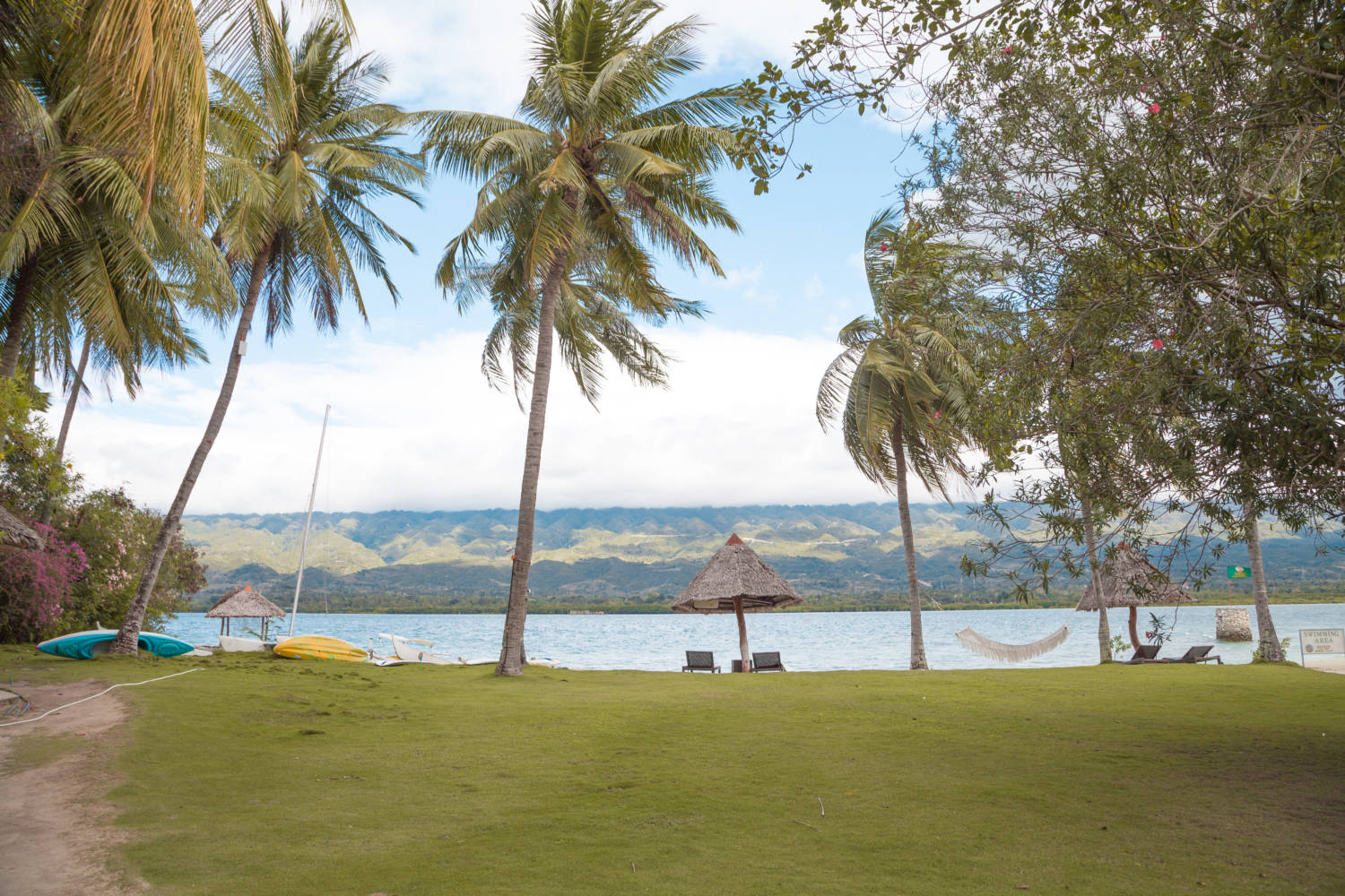 Our Stay At The Most Exclusive Resort In Cebu - Badian Island Wellness Resort