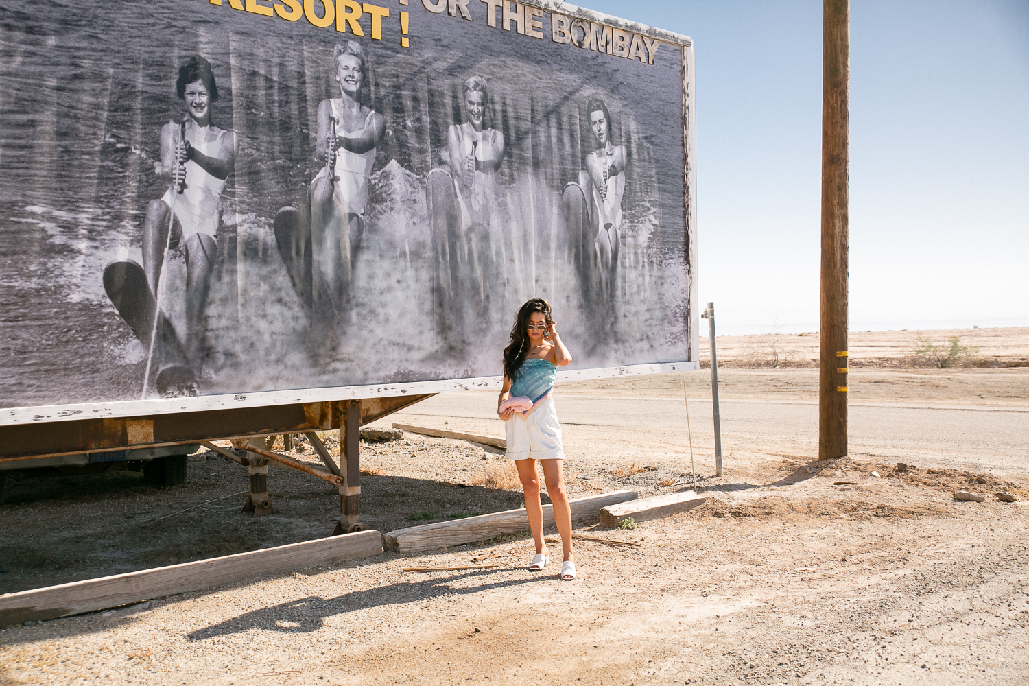 How To See The Best Of Bombay Beach - The Most Fascinating Town In California - Amy Marietta - Salton Sea #saltonsea #bombaybeach #california