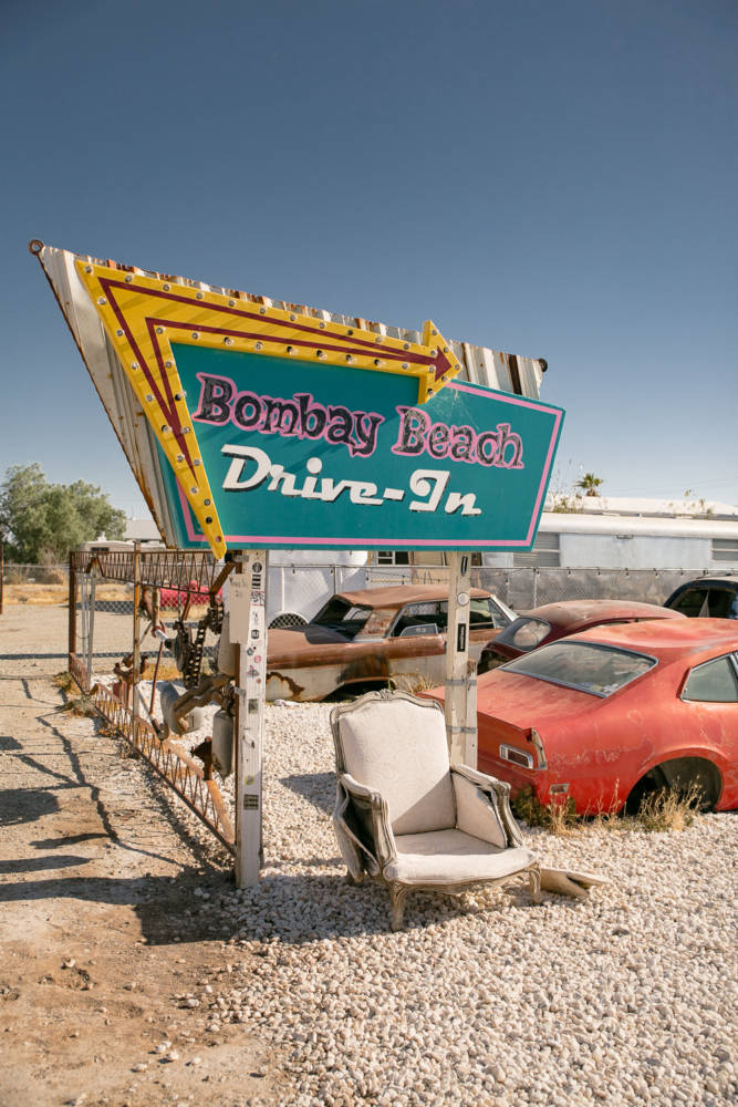 Bombay Beach in the Salton Sea, California #saltonsea #palmsprings #california #bombaybeach